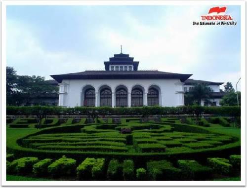 Gedung Sate Bandung WestJava